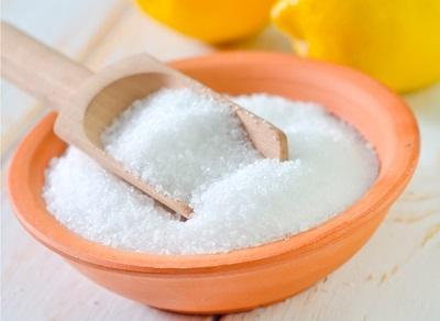 Лимонная кислота для чистки стиральной машинки от накипи