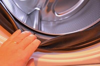 Осмотр стиральной машины на наличие неисправностей