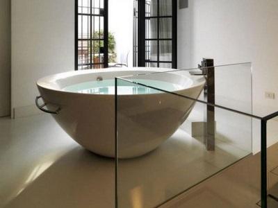 Недостатки круглой ванны