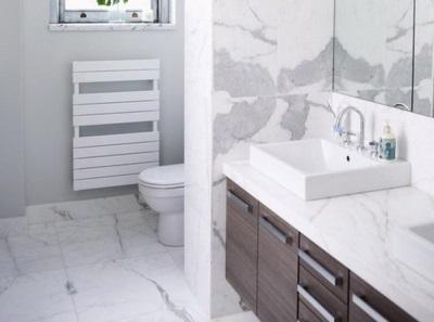 Советы по выбору настенных обогревателей для ванной комнаты