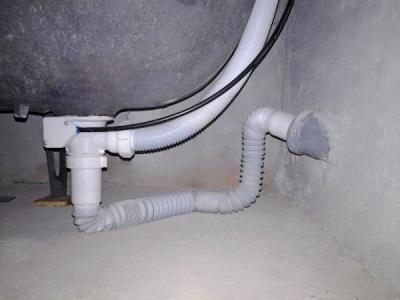 Замена и установка обвязки (слива-перелива)