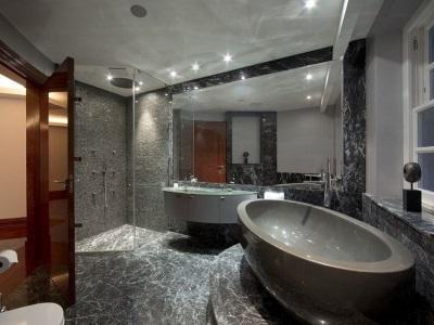 Размеры овальной ванны