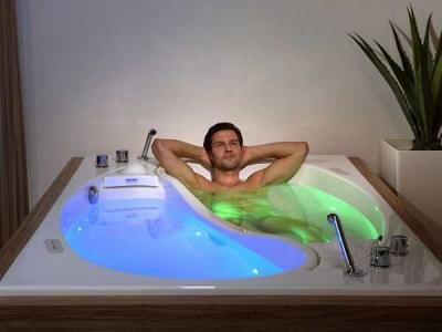 Функции ванны для двоих Инь-Янь