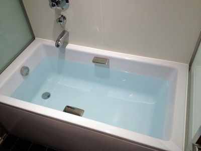 Расчёты объема воды в ванне