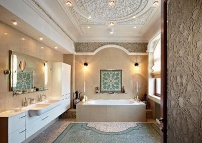 Ванная комната в арабском стиле