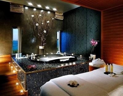 Особенности восточного стиля для ванной