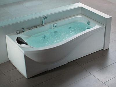 Какую нагрузку выдерживает акриловая ванна?