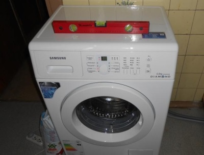 Правильная установка стиральной машины по уровню