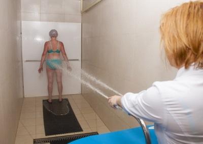 Что такое Душ Шарко - водная процедура для здоровья и похудения