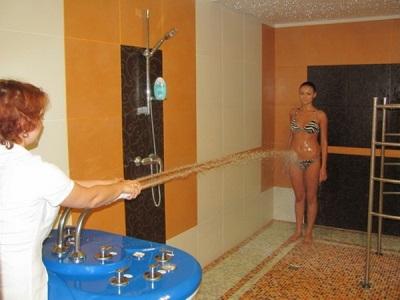Душ Шарко для похудения, против целлюлита - процедуры в больнице
