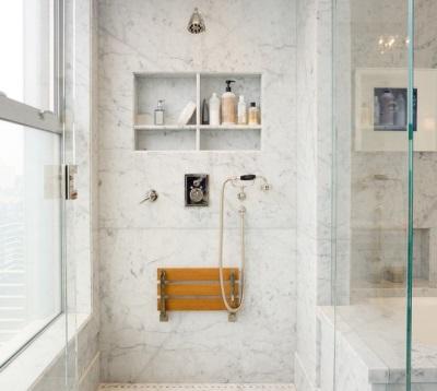 Глубокие ниши в ванной комнате - их недостатки