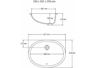 Как правильно измерять глубину умывальника в ванной
