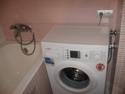 Розетка для стиральной машины - проверка на исправность