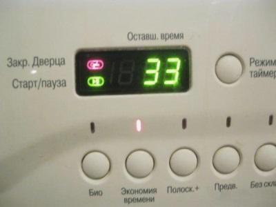 Блокировка дверцы стиральной машины