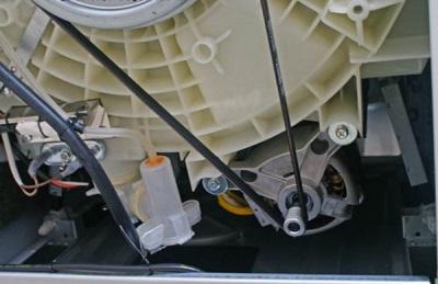 Асинхронный двигатель от стиральной машины