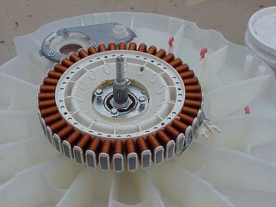 Инверторный (шаговый) двигатель от стиральной машины