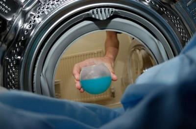 Средства для мытья посуды против плесени в стиральной машине