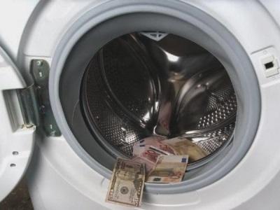 Отключенеи стиральной машины во время предмет который нужно вытащить во время стирки