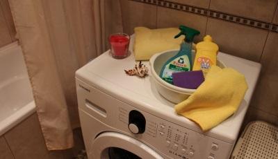 Чистящие средства для барабана стиральной машины