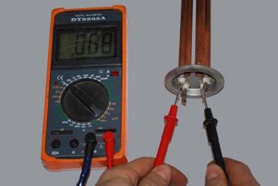 Мультиметр для тэна стиральной