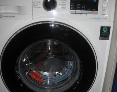 Если стиральная машина не сливает воду - советы