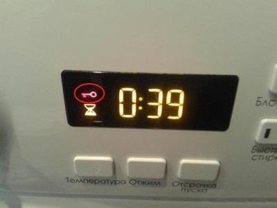 Блокировка двери в стиральной машине