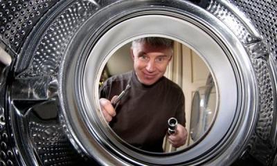Не блокируется дверь в стиральной машине - ремонт своими руками