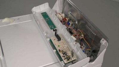 Неполадки в блоке управления стиральной машины могут являться причиной долгой стирки