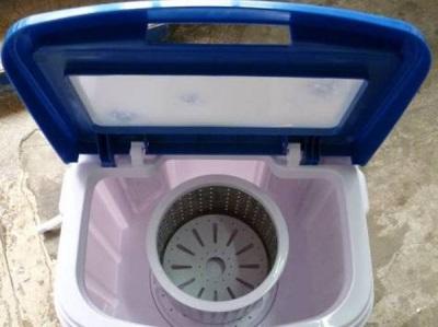 Стиральная машина Малютка с функцией отжим