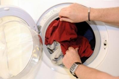 Неравномерное распределение вещей в стиральной машине