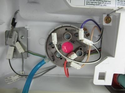 Проверка датчика уровня воды в стиральной машине, если она перестала полоскать