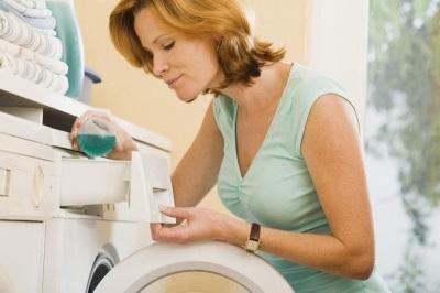 Порошок или кондиционер остаются в стиральной машине после стирки - что делать