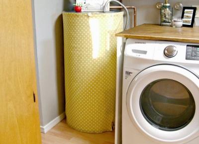 Достоинства стиральной машины с баком для воды