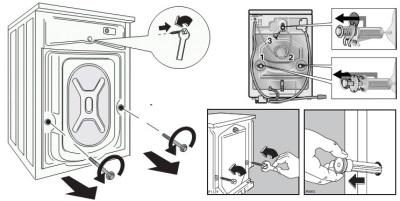Руководство по стиральной машине