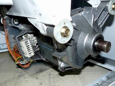 Двигатель стиральной машины автомат