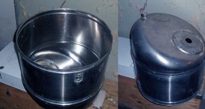 Баки для стиральных машин из нержавеющей стали