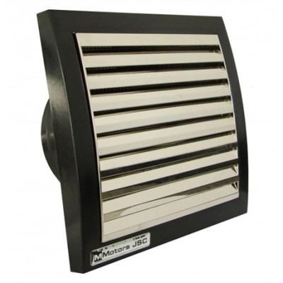 Бесшумный вентилятор с обратным клапаном