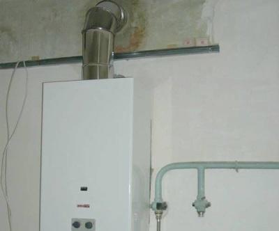 Нюансы монтажа дымохода газовой колонки в квартире