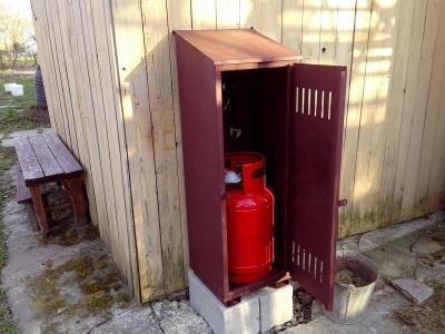 Газовая колонка для дачи на пропане