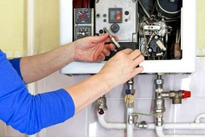 Чистка водоприемника газовой колонки
