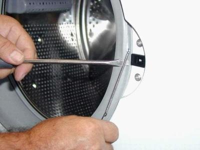 Замена уплотнительной манжеты для стиральной машины