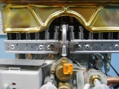 Автоматический розжиг газовой колонки
