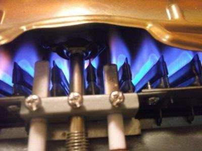 Если гаснет газовая колонка - признаки неправильной работы колонки