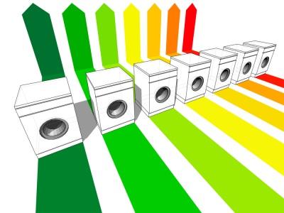 Классы потребления электроэнергии стиральной машины