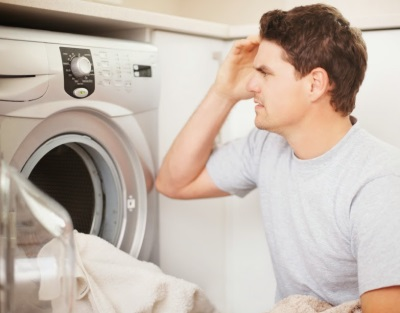 симптомы неисправности стиральной машины