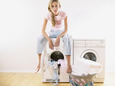 неисправности в работе стиральной машины