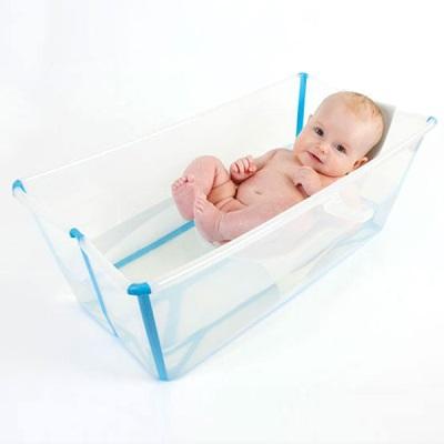 Складная ванночка для новорождённого