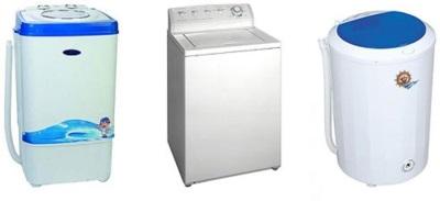 разные виды активаторных стиральных машин