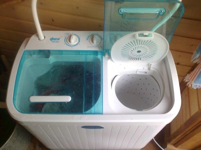 стиральная машинка Фея с центрифугой