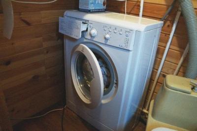 Выбор стиральной машины для дачи